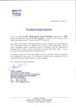 Pin On Work Reference Letter