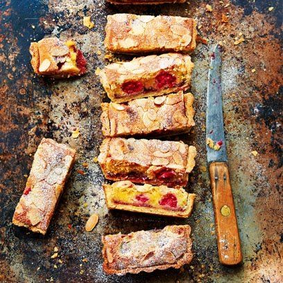 The classic Bakewell Tart from GBBO's Mr Hollywood. Click the picture for the recipe, or go to www.redonline.co.uk