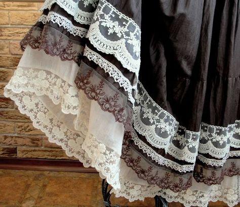 2310363d0d4 Юбки ручной работы. Ярмарка Мастеров - ручная работа. Купить Длинная летняя  юбка Бохо. Handmade.