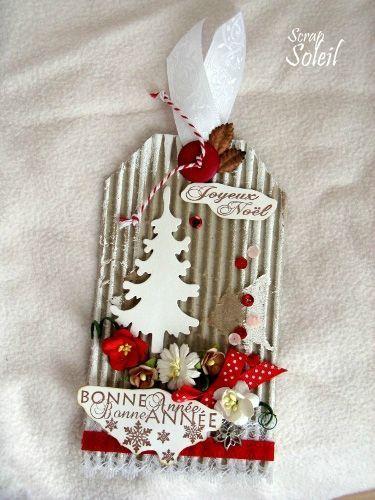 Des tags en carton ! By Soleil   Le blog de la boutique LA MALLE