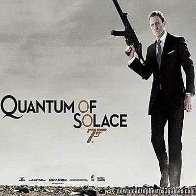 007 Quantum Of Solace Ps3 Iso Download Updates Dlc Pkg Usa