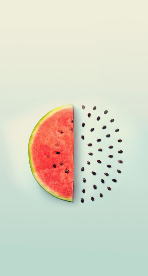 Cute watermelon wallpaper  discovered by (ᗒᗣᗕ)՞