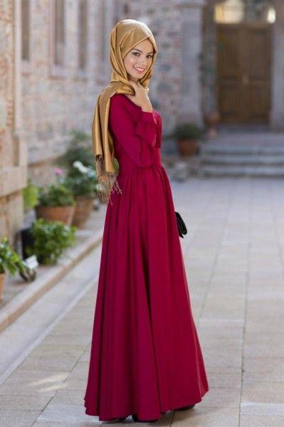 Kayra Tesettur Giyim Modelleri Giyim Elbise The Dress