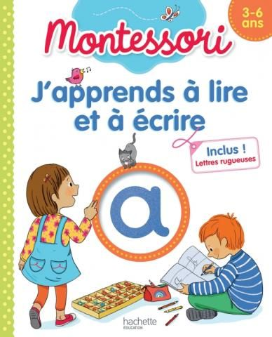 J Apprends A Lire Et A Ecrire Montessori 3 6 Ans Apprendre A Lire Et A Ecrire Apprendre A Lire Lire Et Ecrire