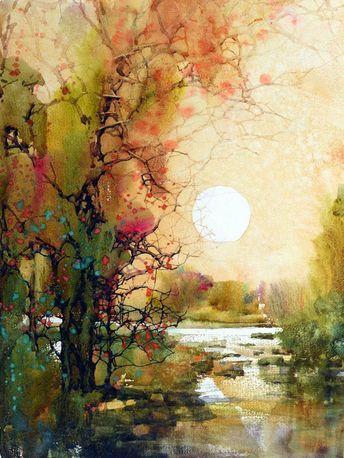 80 Simple Watercolor Painting Ideas Watercolor Art Watercolor