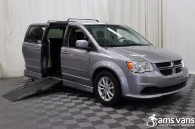 Used 2013 Dodge Grand Caravan Sxt Wheelchair Van Grand Caravan