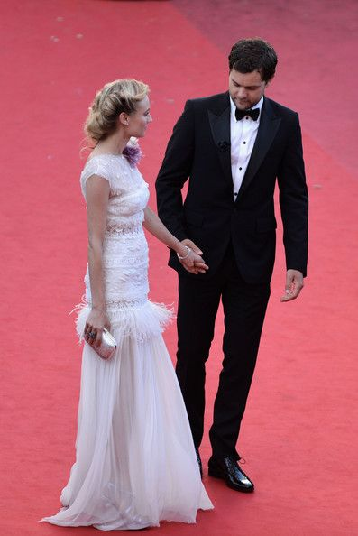 Diane Kruger And Joshua Jackson At The 2012 Cannes Film Festival - The Cutest Cannes Couple Moments Of The Decade - Photos