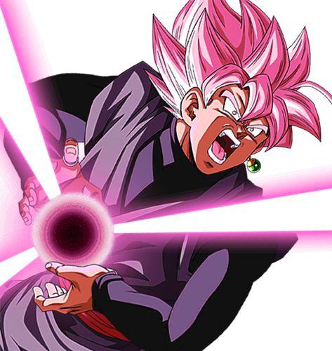 Goku Black Rose Dokkan Battle Goku Black Goku Dragon Ball Art