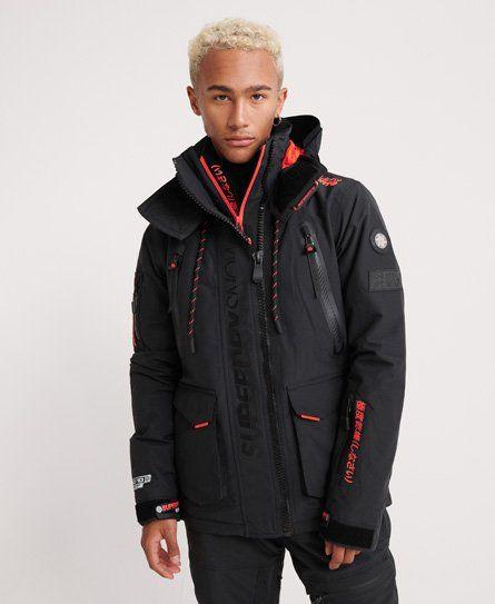 Ultimate Snow Rescue Jacket Superdry Jackets Stylish Jackets Superdry