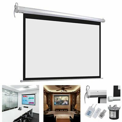 Ad Ebay Link 100 Silver Ticket Fixed Frame 16 9 Hd Projector Screen White Material W Remote Projector Screen Wide Screen Projector