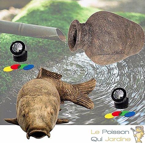 Rocher Et Decoration Pour Bassin In 2020 Fish Pet Fish Pets