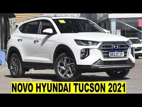 Novo Suv Hyundai Tucson 2021 Youtube In 2020 Hyundai Tucson