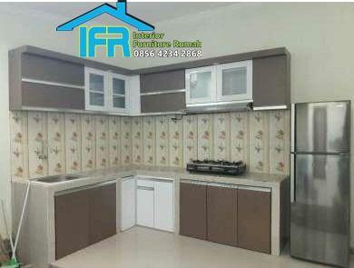 +5 kabinet dapur kecil modern terbaru 2020 - desain