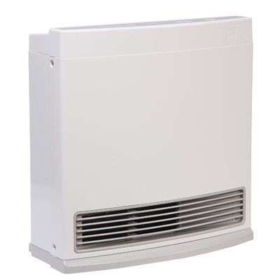 Rinnai R Series 10 000 Btu Electric Natural Gas Fan Panel Heater In 2020 Natural Gas Space Heaters Best Space Heater