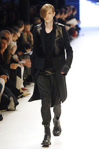 Dior Homme Fall 2007 Menswear Undefined Photos - Vogue