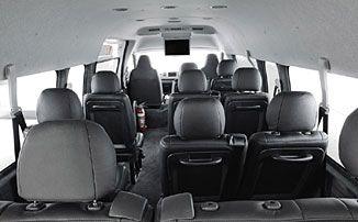 Hiace 12 Seater Van Toyota Hiace Toyota Seater