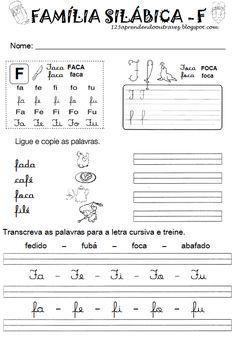 Pin De Clau Em Apresto Atividades Letra E Atividades