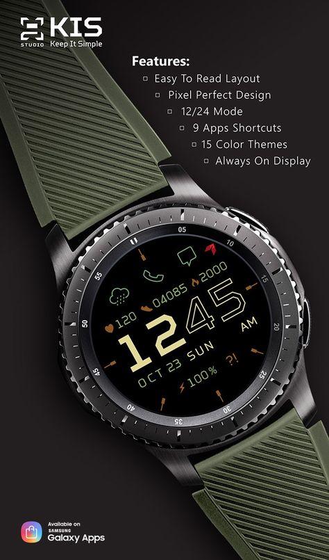 240 Ideas De My Gear S3 Frontier Reloj Relojes Deportivos Reloj Pulsera