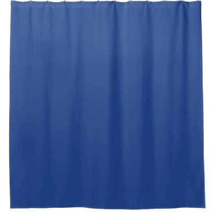 Royal Blue Shower Curtain Home Gifts Ideas Decor Special Unique