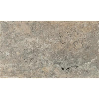 Msi Tuscany Beige Pattern Honed Unfilled Chipped Travertine Floor And Wall Tile 5 Kits 80 Sq Ft Palle In 2020 Travertine Floors Travertine Wall Tiles Wall Tiles