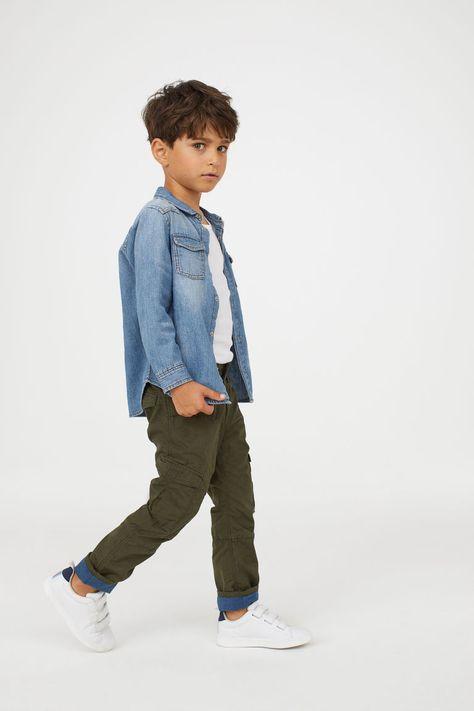 Trends in Boys' Wear