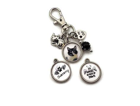 Cat memorial Pet Loss Gift Vegan aranzazu Pet gift In Memory of Dog Personalized Dog Remembrance Dog Memorial Pet Memorial Jewelry