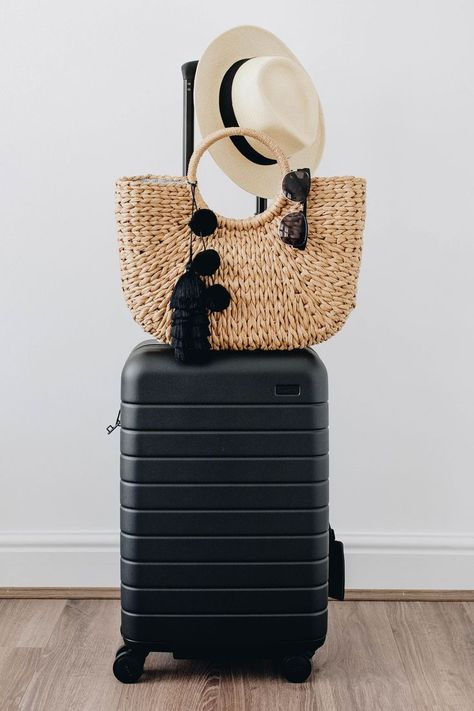 The Ultimate Carry-On Packing List for Summer - Coco's Tea Party