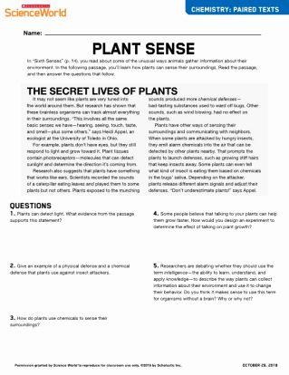 47+ Science world magazine worksheets Popular