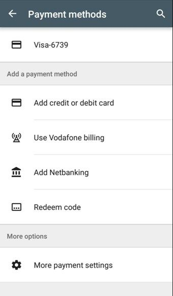 How To Add Money In Vodafone Billing