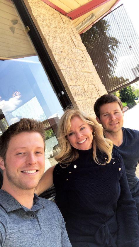 Kristina and her boys