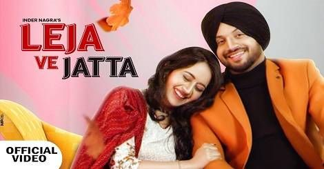 Leja Ve Leja Jatta Mp3 Song Download Punjabi By Inder Nagra 2020 In 2020 Mp3 Song Download Lyrics Mp3 Song