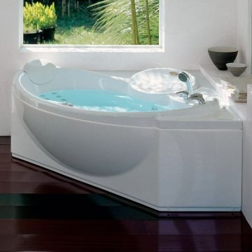 Jacuzzi Classic Celtia Whirlpool Bath Tattahome In 2020 Jacuzzi Tub Bathroom Jetted Bath Tubs Whirlpool Bath