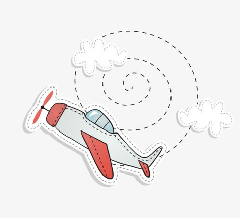 Aircraft Line Line Clipart Cartoon Airplane Line Png And Vector With Transparent Background For Free Download Cartoon Airplane Clip Art Cartoon Background