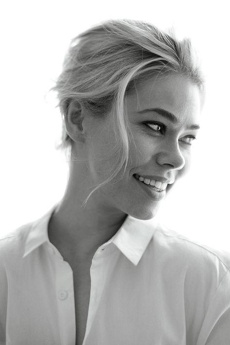 Birgitte Hjort Sorensen (January 16, 1982) Danish actress, known from the series of Borgen.