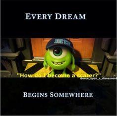 Monsters university quotes google search grad life 101 pinterest voltagebd Choice Image