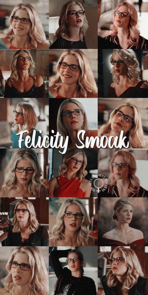 Felicity smoak edit