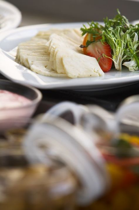 #Cyprus / #Greek #Breakfast at Louis Hotels