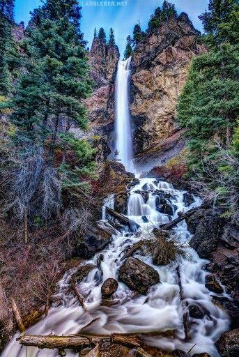 Treasure Falls Near Pagosa Springs Road Trip To Colorado