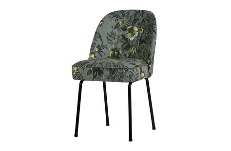Stupendous Vogue Dining Chair Velvet Poppy Grey Chairs Dining Bralicious Painted Fabric Chair Ideas Braliciousco