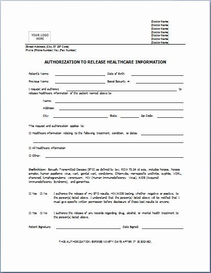 Medical Consent Form Template Free Inspirational Medical Form Templates Microsoft Word T Consent Forms Microsoft Word Templates Free Microsoft Word Templates