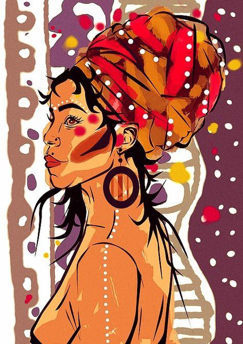 Fashion illustration by Abby Smedley