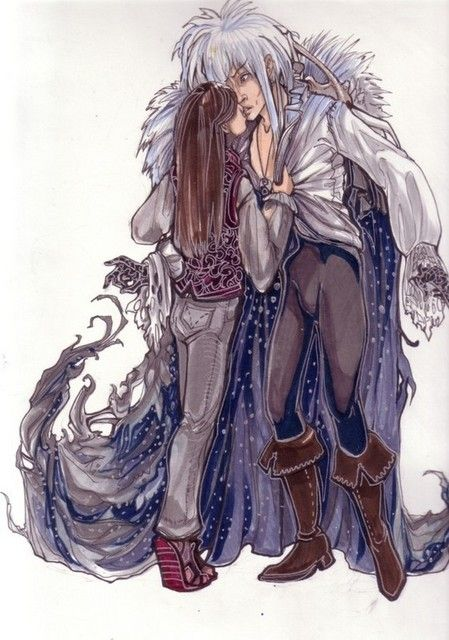 274 Best Jareth Sarah Fan Art Labyrinth Images Jareth Labyrinth Labyrinth Movie