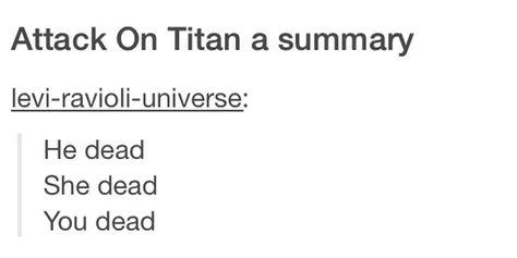 Attack on Titan / Shingeki no Kyojin    anime funny