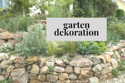 Natursteinmauer Im Garten Natursteinmauer Im Garten Anlegen Und