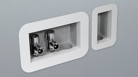 Allproof Laundry Outlet Box Water Pipes Laundry Laundry Box