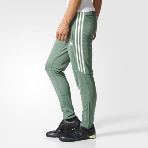 12b3b90e adidas Mens Football Fit Pants Core 18 Tiro 17 Tango Regista ...