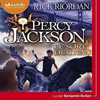 Le Sort Du Titan Percy Jackson 3 Livre Audio Percy Jackson Livres Percy Jackson