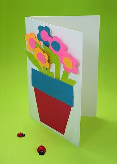 Greeting Cards For Kids To Make With Images Cards Handmade