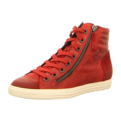 NEU: Paul Green Sneaker 4213-138 - rot -