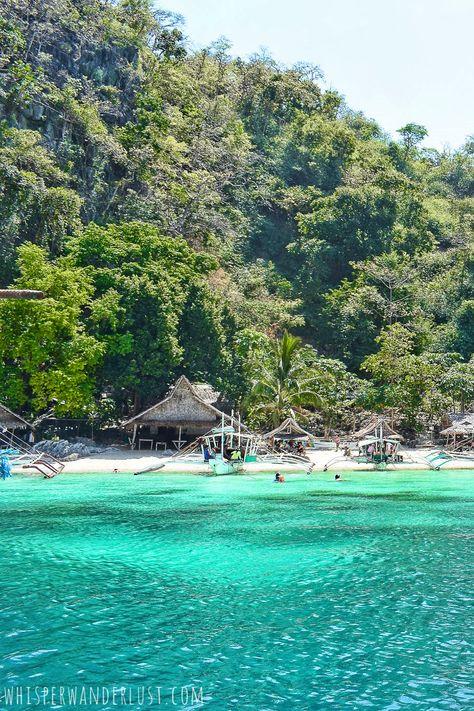 Coron Island Philippines Ultimate Tour Coron Island